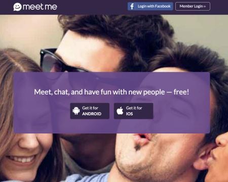 Login com www meetme How to