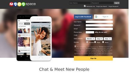 Mocospace Verify Phone Number