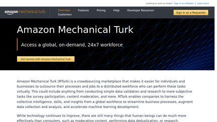 Amazon Mechanical Turk Legit