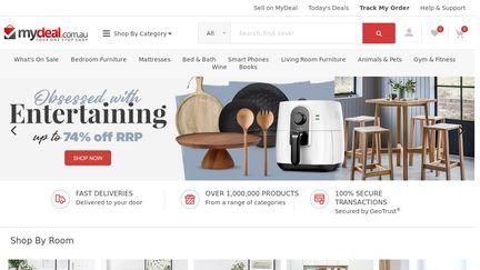 MyDeal.com.au Reviews - 18 Reviews of Mydeal.com.au ...