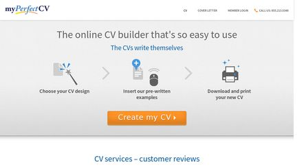 myperfectcv reviews 118 reviews of myperfectcvcouk sitejabber