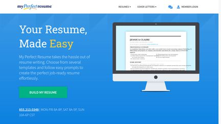 myperfectresume reviews 1885 reviews of myperfectresumecom sitejabber - My Perfect Resume Customer Service