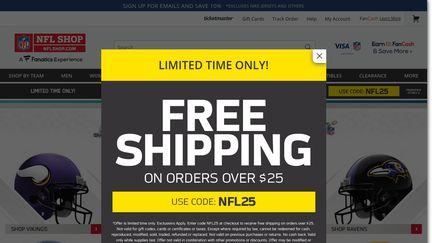 NFL Shop Reviews - 404 Reviews of Nflshop.com  193b58f3b