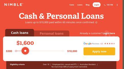 Cash money advance loan image 2