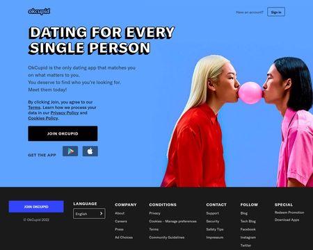 a good internet dating website