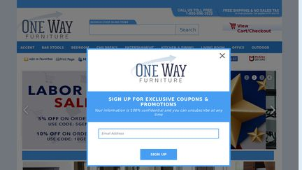 OneWayFurniture Reviews   10 Reviews Of Onewayfurniture.com | Sitejabber