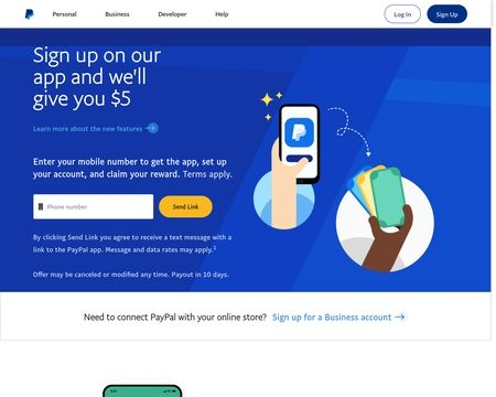 Paypal Reviews 1 834 Reviews Of Paypal Com Sitejabber