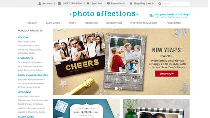 Photoaffections Reviews 25 Reviews Of Photoaffections Com Sitejabber