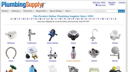plumbingsupply reviews 25 reviews of plumbingsupply com sitejabber