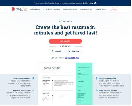 Resumecoach Reviews 33 Reviews Of Resumecoach Com Sitejabber