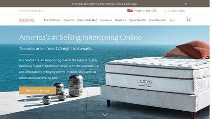 saatva mattress reviews 32 reviews of sitejabber
