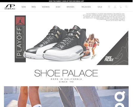 Reviews of Shoepalace.com
