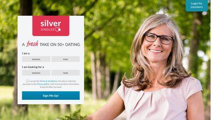 Silver senior dating app
