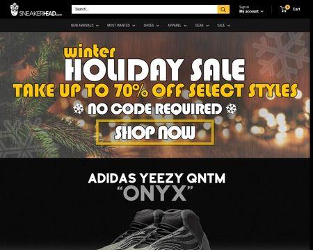 Reviews of Sneakerhead.com