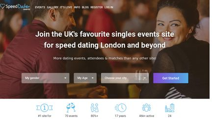 speed dating london uk
