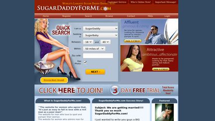 Www sugardaddyforme
