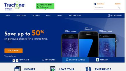 TracFone Reviews - 37 Reviews of Tracfone.com | Sitejabber
