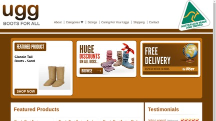 Uggbootsforallcomau Reviews Reviews Of Uggbootsforallcomau - Free creative invoice template official ugg outlet online store