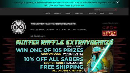 ultra sabers reviews 46 712 reviews of ultrasabers com sitejabber