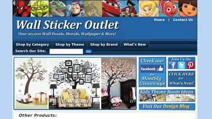 Wall Sticker Outlet Reviews   20 Reviews Of Wallstickeroutlet.com |  Sitejabber