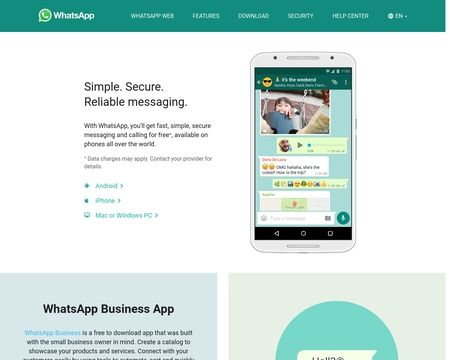 App whats reviews up WhatsApp Pros