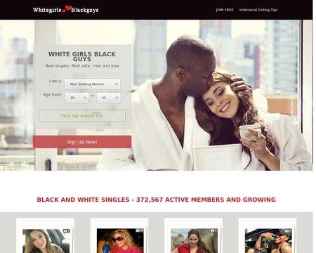 Date guys white black girls why Why White