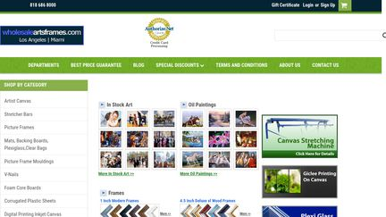 Wholesaleartsframes Reviews 40 Reviews Of Wholesaleartsframescom