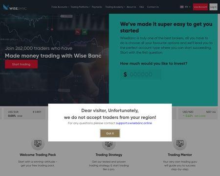 Wisebanc: truffa o reale opportunità? Scopri la verità qui