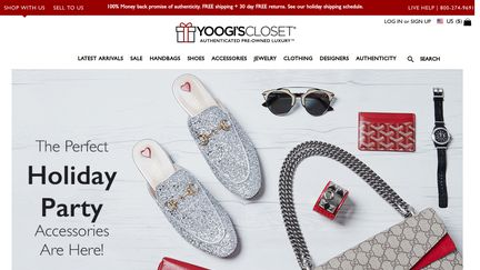 Yoogi S Closet Reviews 30 Reviews Of Yoogiscloset Com