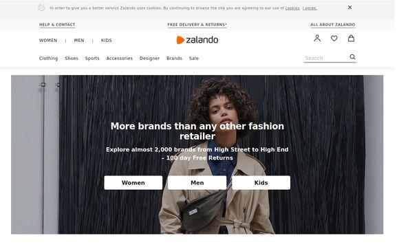Zalando.co.uk Reviews 10 Reviews of Zalando.co.uk   Sitejabber
